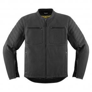 Icon Merc Deployed, Green eller Grey, MC jakke