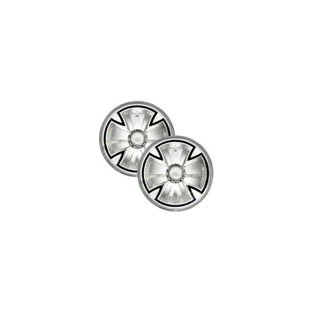 Adjure parabol 4,5 tomme Iron Cross