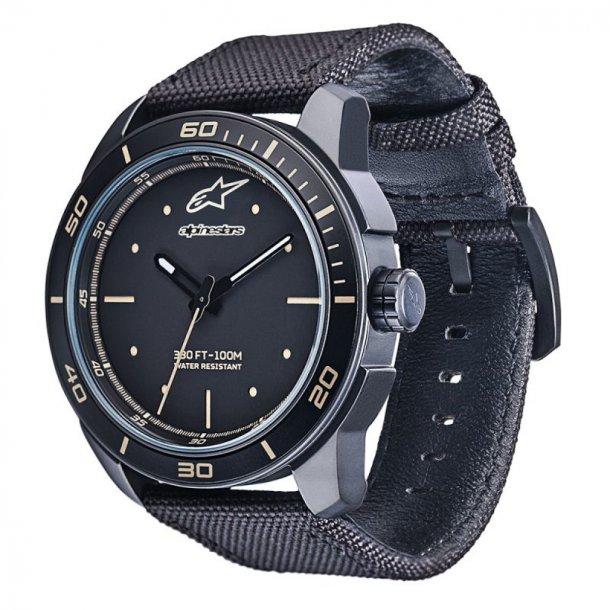 Alpinestars Heritage Watch, Black, armbåndsur