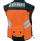 ICON Mil Spec Mesh Reflective MC Vest - Yellow/Orange