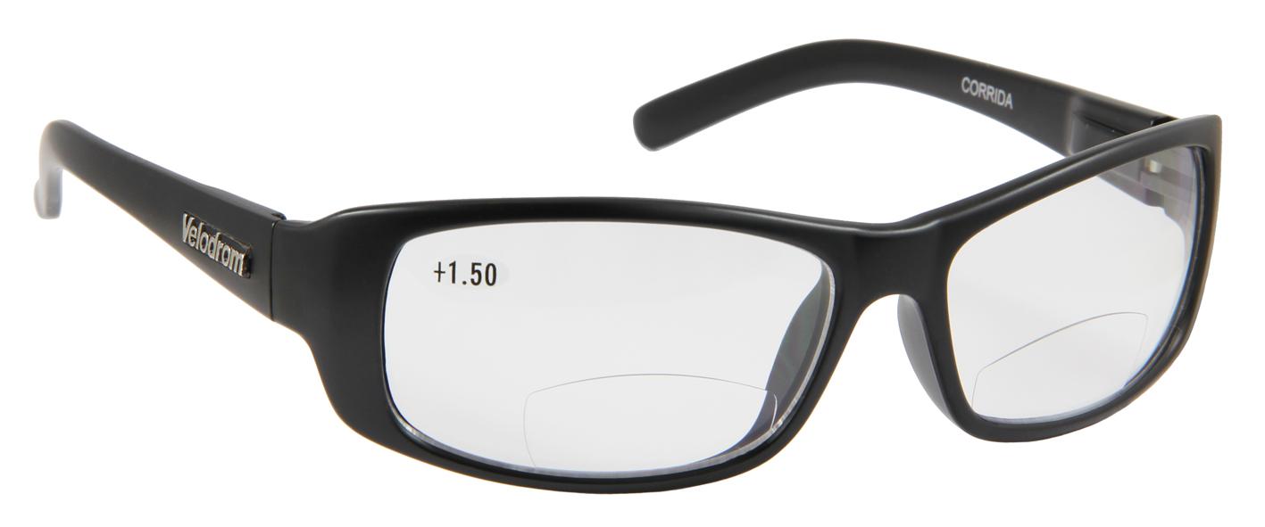 88b5ace910ea MC briller med styrke - Velodrom Corrida solbriller