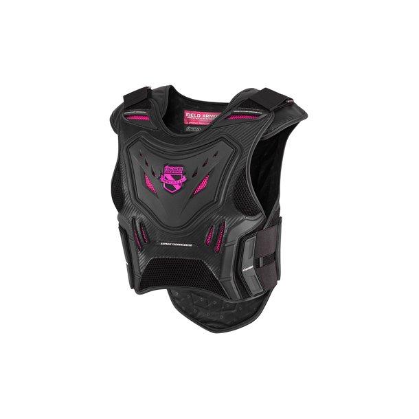 ICON Stryker Armour Vest - Women - bryst/ryg beskytter