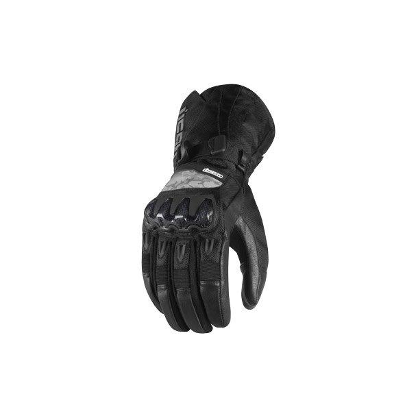 ICON Patrol 2 Waterproof MC Glove, MC Handsker
