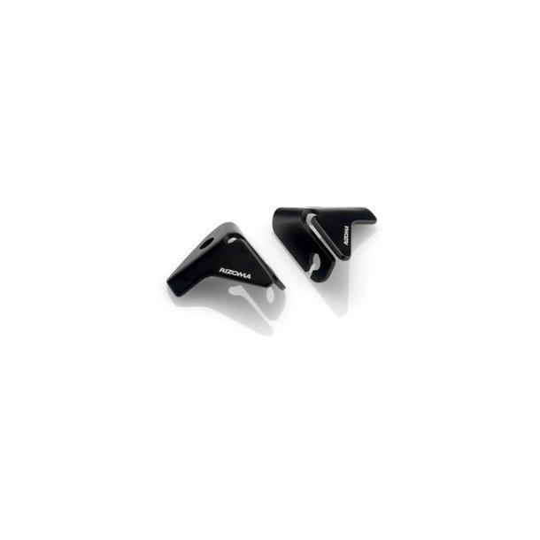 Rizoma HD blinkholdere i sort udgave