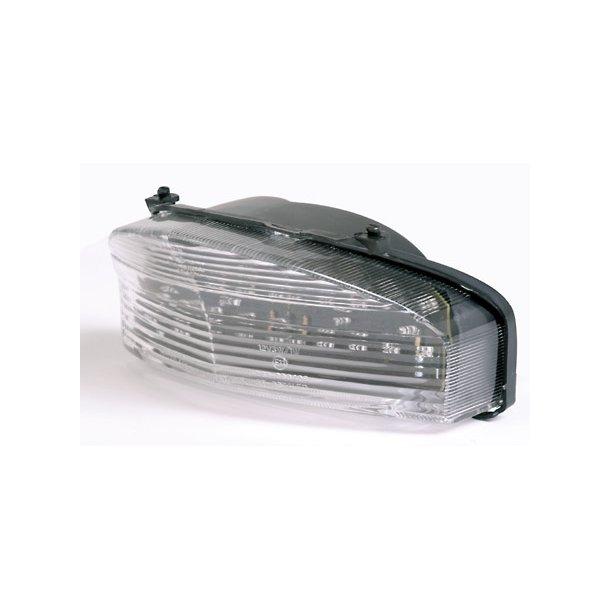 HONDA LED baglygte med klart eller tonet glas
