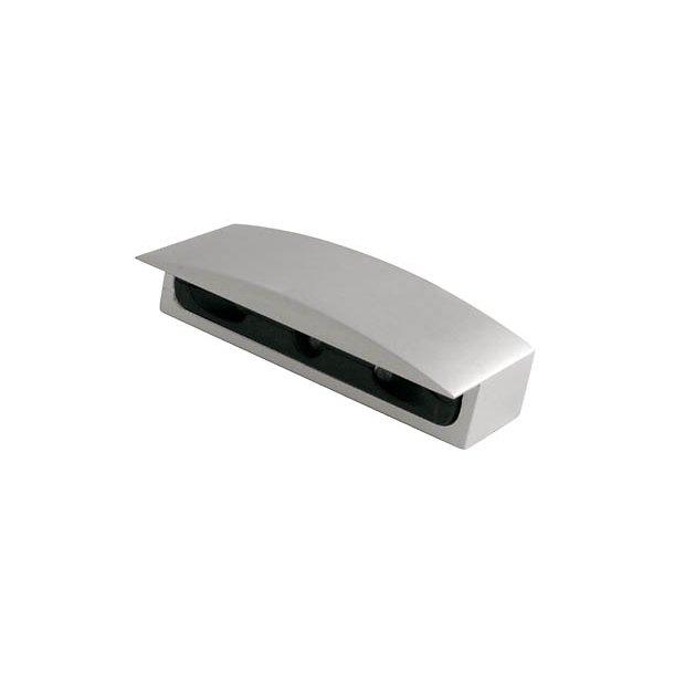 MICRO LED nummerpladelys i alu-hus