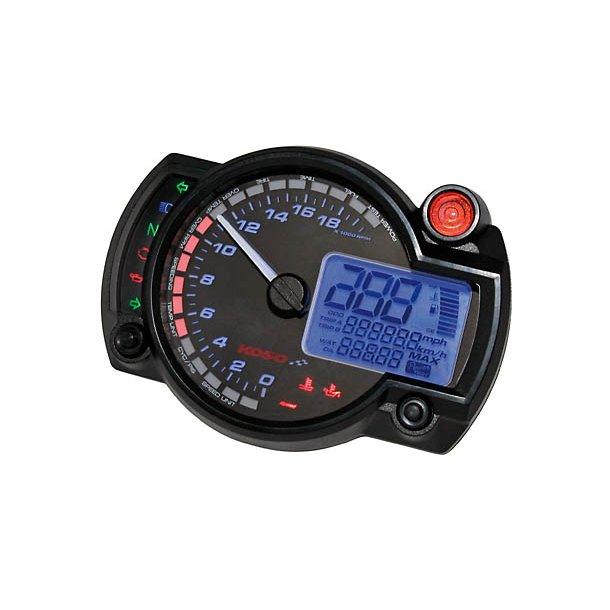 Koso Digital Instrumentering RX2N