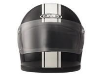 DMD Rocket Racing retro Fullface hjelm med EU godkendelse c1680fa07511c